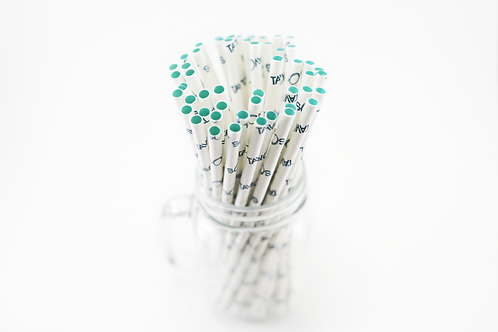 Standard TAVOS Paper Straws
