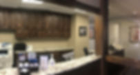 front office at Jonathan K. Davis, DDS, dentist in Findlay, OH