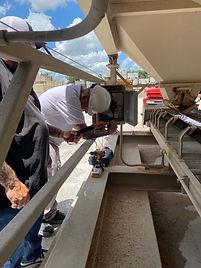 Concrete Scale Calibration Service Dallas