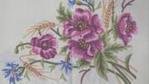 Καρέ Λουλούδια Regina (3)