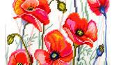 Kit Μαξιλάρι Ε6 (Poppy Field)