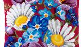 Kit Μαξιλάρι Ε12 (Wild Flowers)