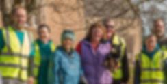 Canicross Volunteers