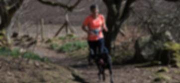 Tamsin running