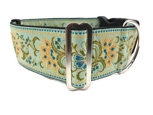 """Guenevere"" 2"" Wide Regular Buckle or Half Check Martingale"