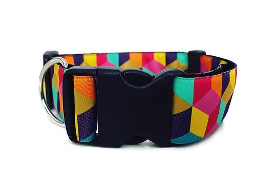 """Tumbling Blocks"" 