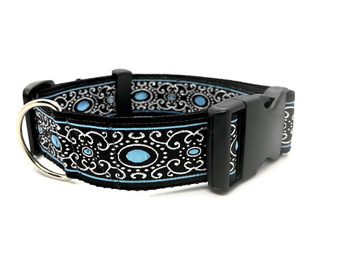 """Liquid Silver Blue"" 