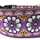 """Thumbnail: """"Lavender"""" 2"""" Wide Regular Buckle or Half Check Martingale"""