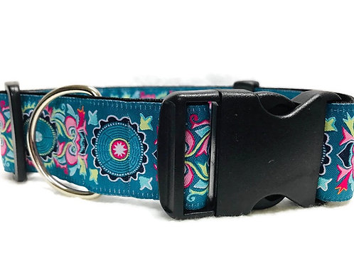 """Oriental Aqua"" 