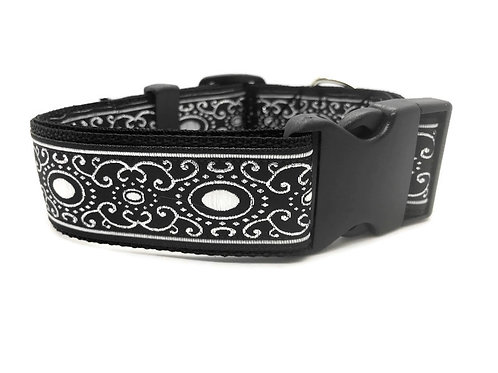 """Liquid Silver Black"" 