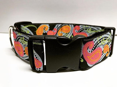 """Swirling Paisley"" 