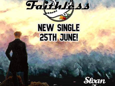 Sam King From Sloan and The First Gentlemen On Filming The Video For Their First Single Faithless