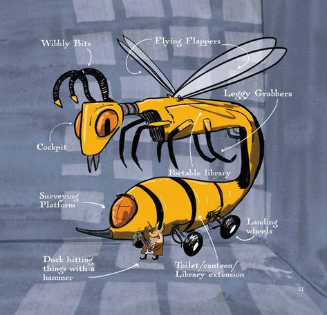 ODDITY : The Hornet