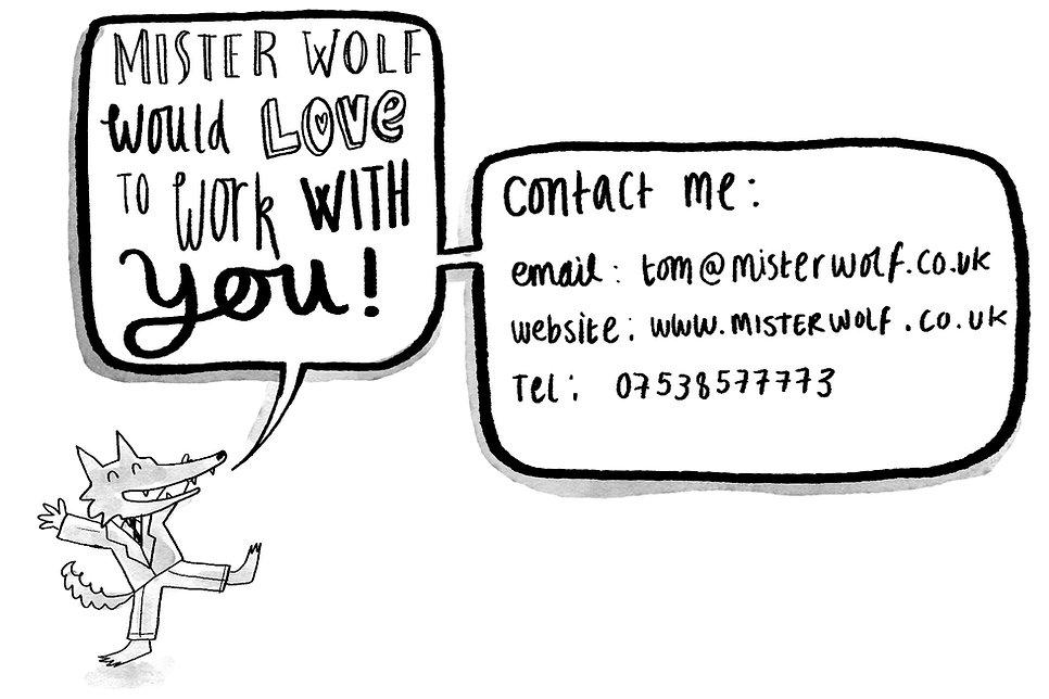 Mister Wolf Digital PR PackageArtboard 6