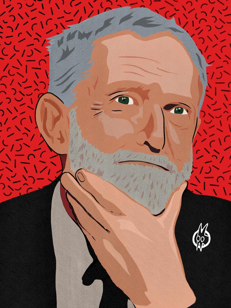 Jeremy Corbyn Portrait