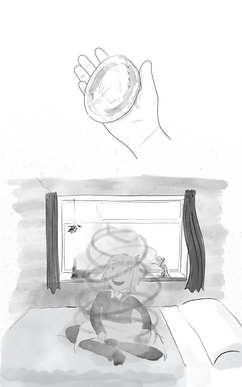 Little Loki & The Kraken Illustrations