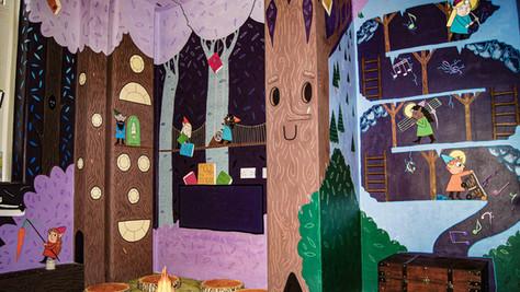 Day Nursery Mural