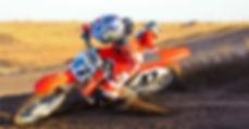 Dr Jordan Sanger motocross