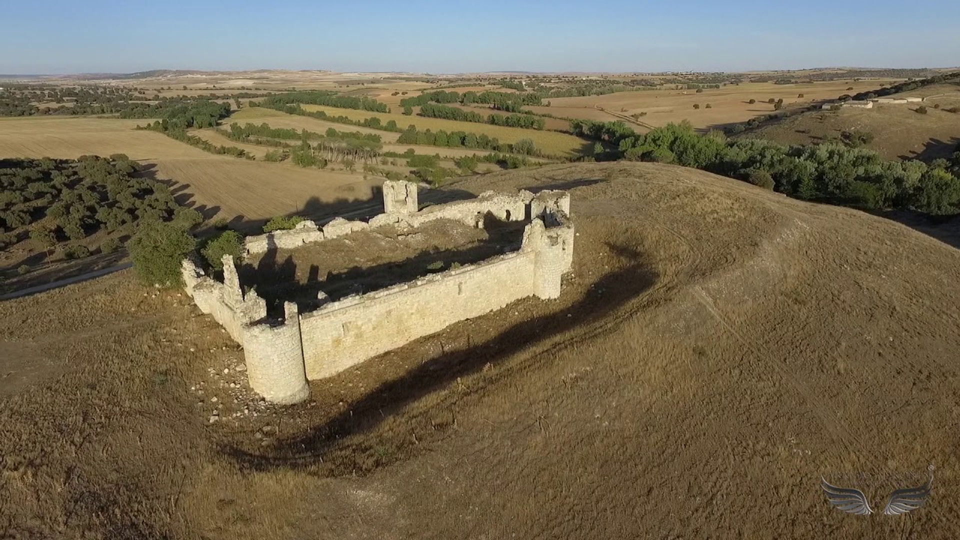 Castillo de Saelices - Cuenca