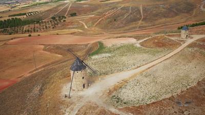 Molinos de Belmonte - Cuenca