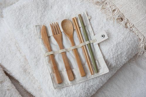 Eco On The Go Cutlery Kit