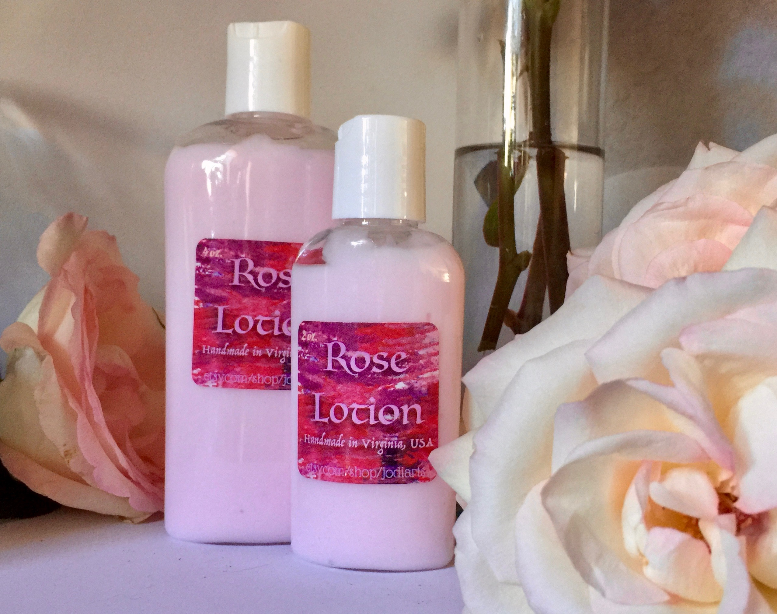 Rose Lotions