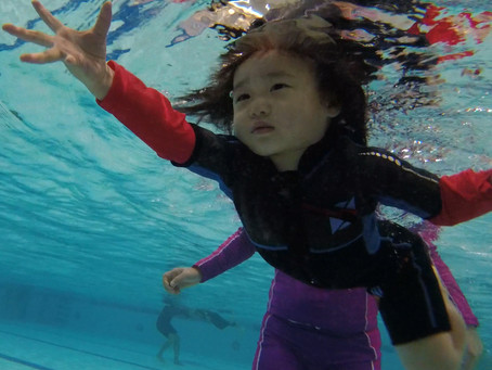 Paddlers - When can my child move up?