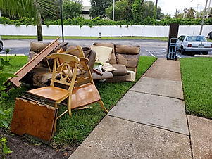 Furniture removal in Maitland Florida