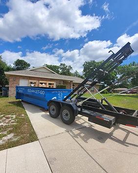 Dumpster rental in orange county florida, volusia county florida and lake county florida