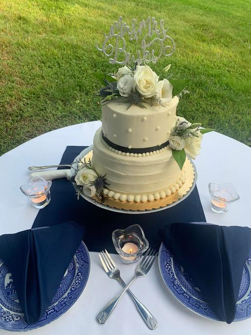Micro Weddings On The Patio