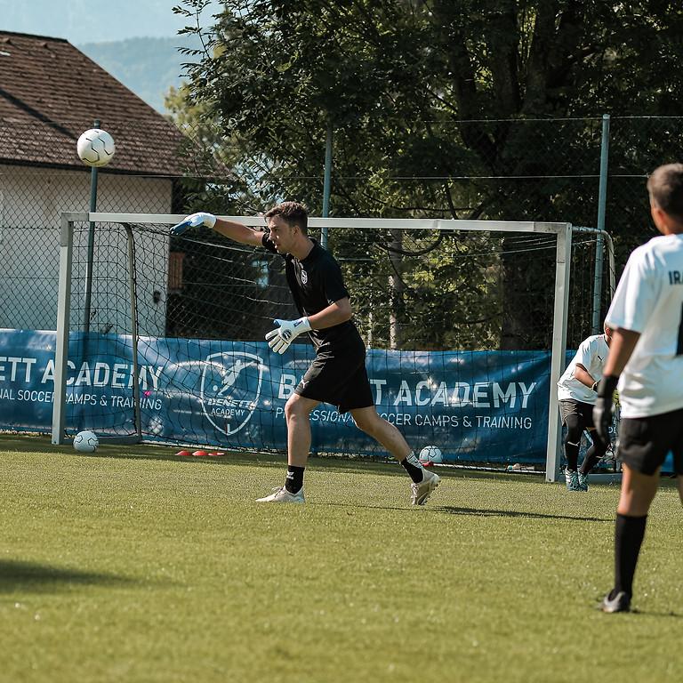 Elite Torwart-Camp in Bozen (ITA)