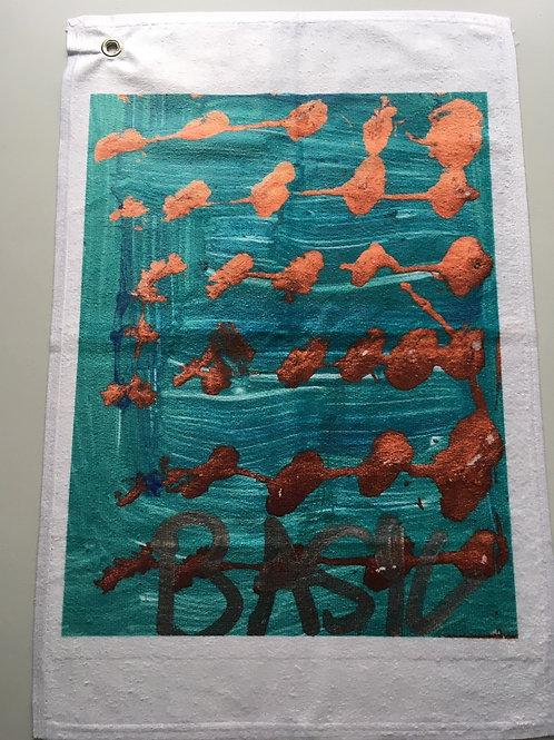 Basil Art - SportsTowel