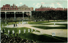 West Side Grounds, Polk and Wood, Chicago