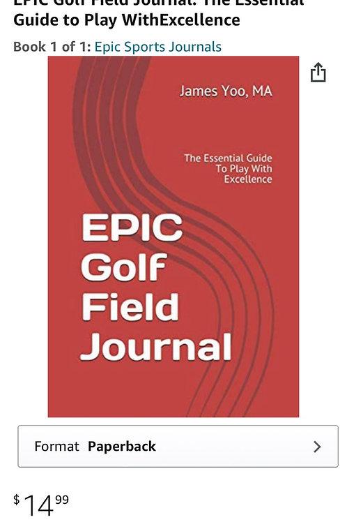 Epic Golf Field Journal