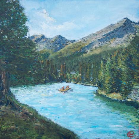 Canoe al San Bernardino