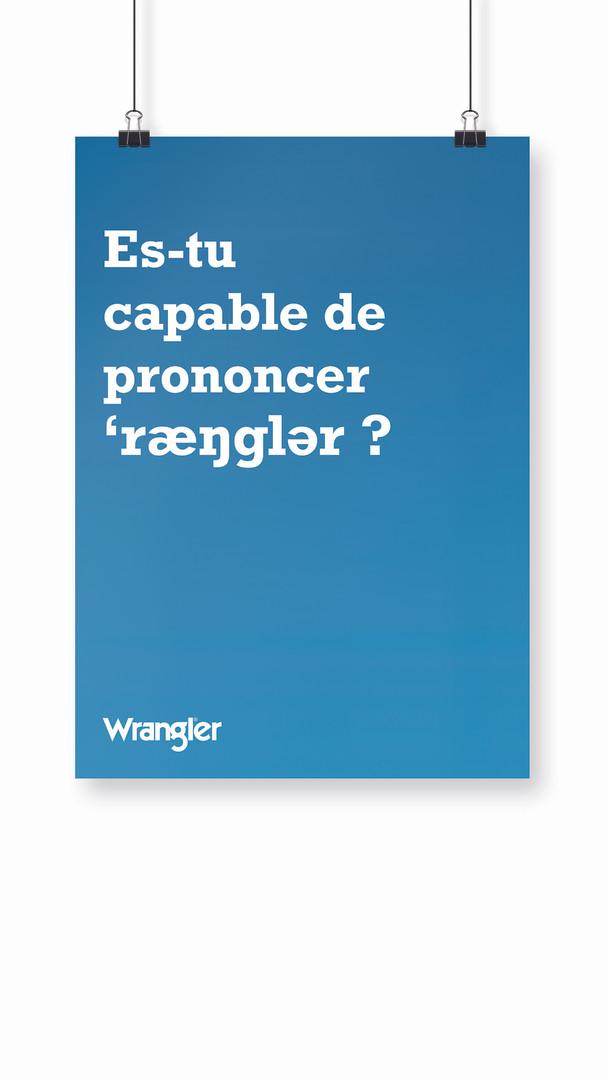 Affiche Wrangler 1