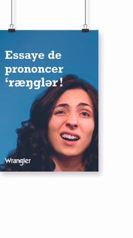 Affiche Wrangler 2