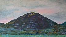 La montagna solitaria
