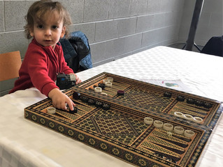 Chicago Persian School Annual Backgammon Tournament