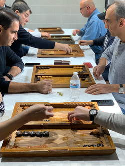 Backgammon Day
