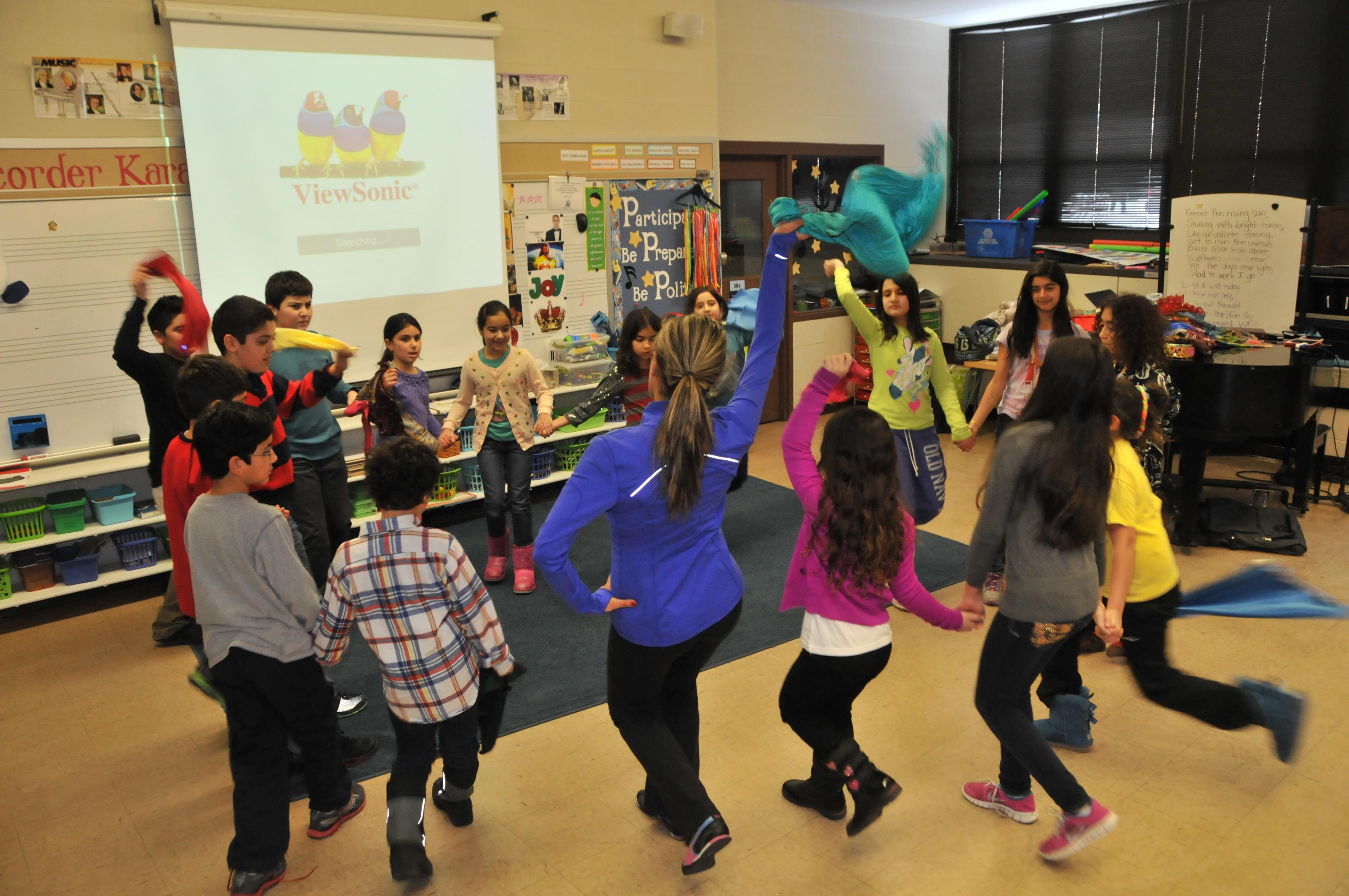 Workshop-dance