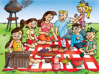 End-of-the-Year Family Picnic