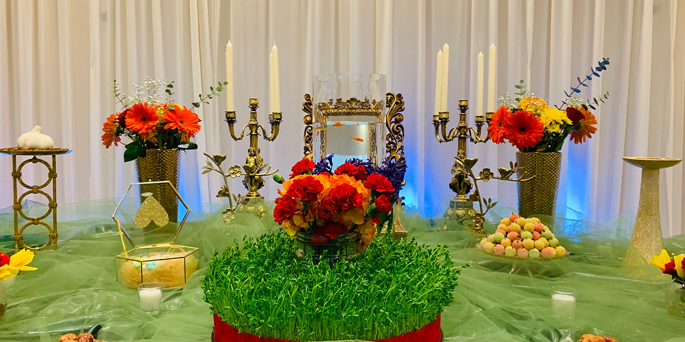 Chicago Persian School Nowruz Party 2020