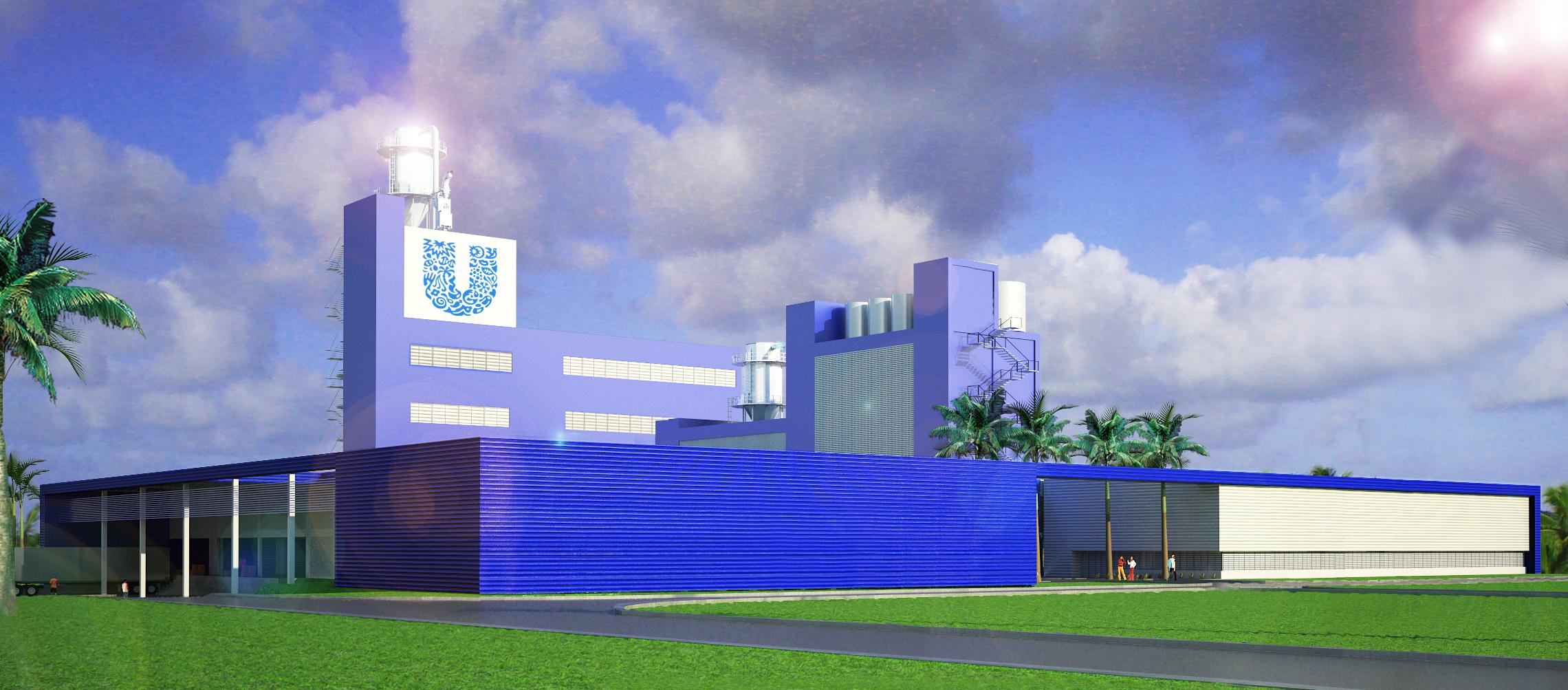 Ampliação Fábrica Unilever