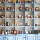Chinese Herbal Jars