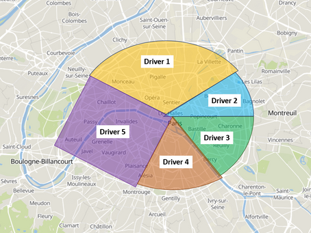 Planning deliveries by zone is costing you money
