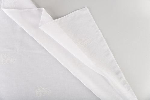 White Fern Sheers