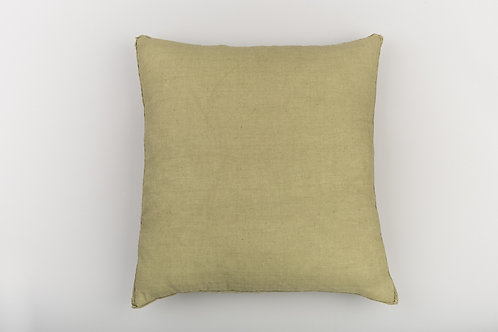 Olive Green Essential Zari (Large)