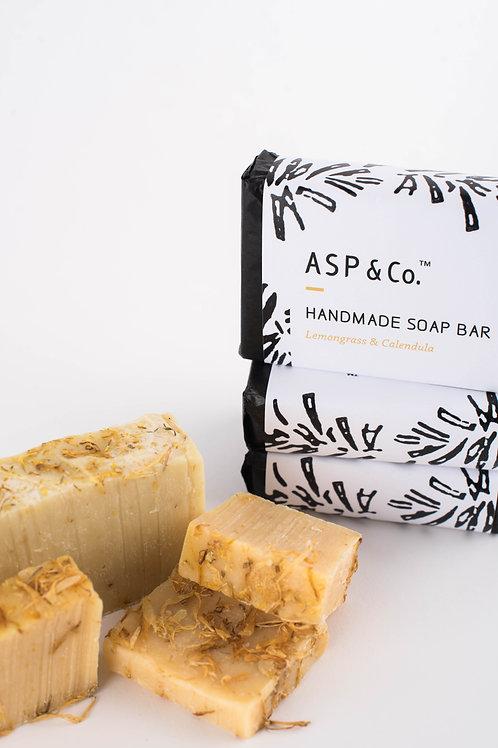 Lemongrass and Calendula Soap