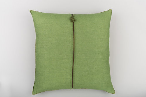 Leaf Green Essential Zari (Large)